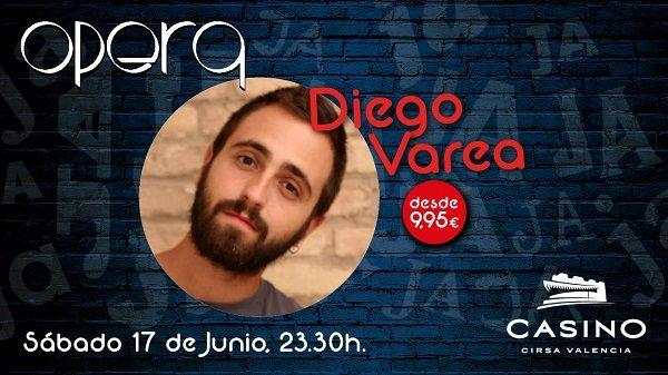 Diego Varea Casino Cirsa Valencia