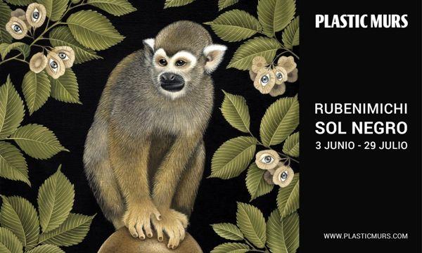 Rubenichi - Sol Negro. Flyer