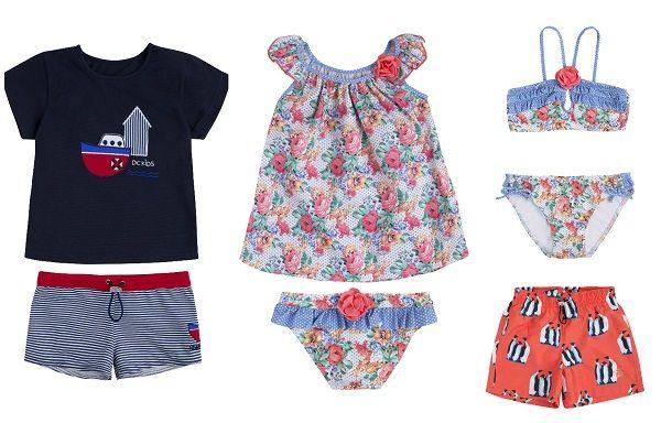 Moda baño para niños y niñas: bañadores, bikinis, culetines y todos al agua valencia