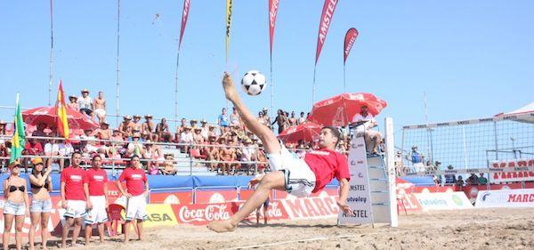 playa valencia deporte
