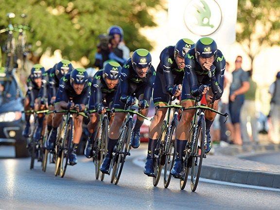 vuelta ciclista  castellon valencia alicante