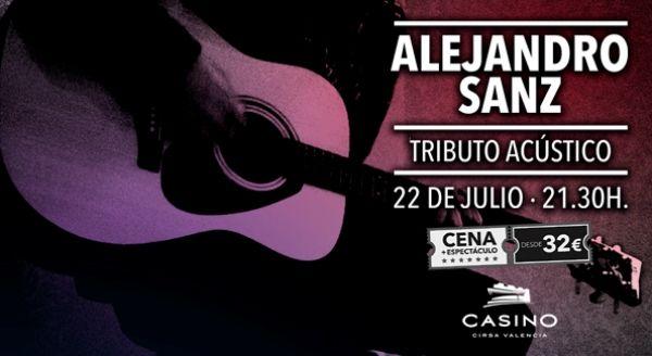 Alejandro Sanz casino
