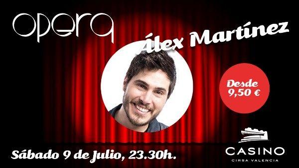 Alex Martínez Opera