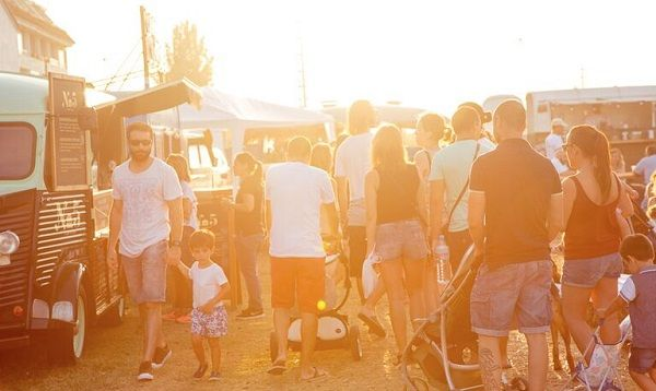Solmarket y Foodtruck Festival en la Playa de El Puig