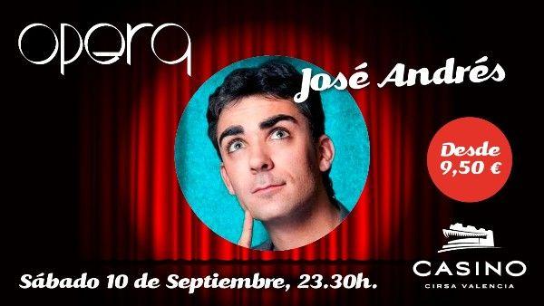 José Andrés Cirsa Valencia