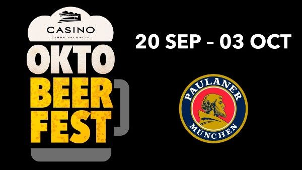 OktoBEERfest Casino Cirsa Valencia