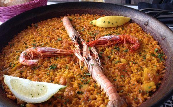 Jornadas Gastronómicas de Arroces Marineros en la Playa de las Arenas