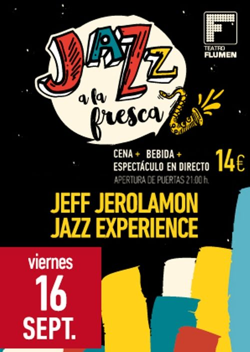 banner espectaculo jazz a la fresca  sept