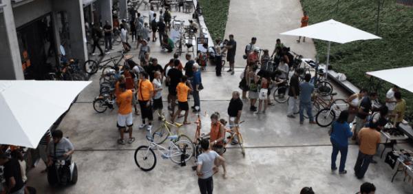 bicifiesta rambleta circo gran fele