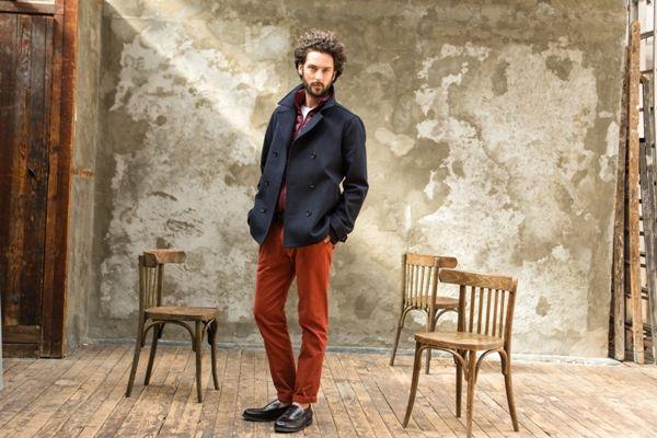 moda hombre otoño invierno la redoute