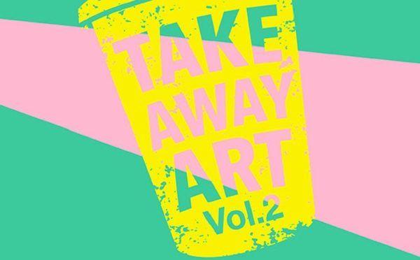 Ya llega Take Away Art al Mercado de Tapineria