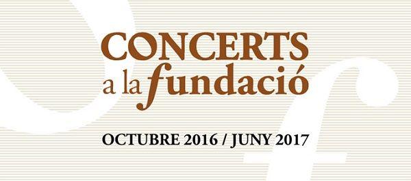 ConcertsalaFundacio
