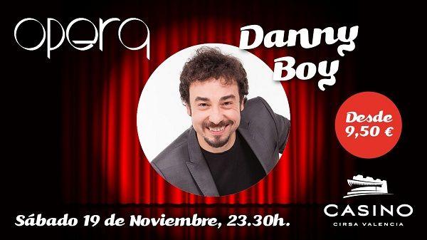 Danny Boy Casino Cirsa Valencia