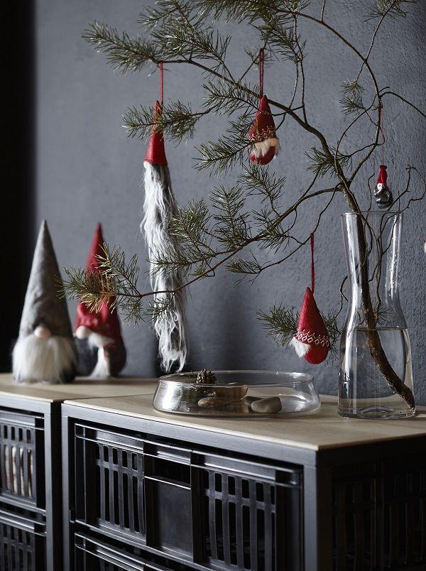 Decoración, Ikea, Navidad 2017