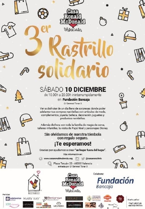 cartel-rastrillo-solidario-casa-ronald