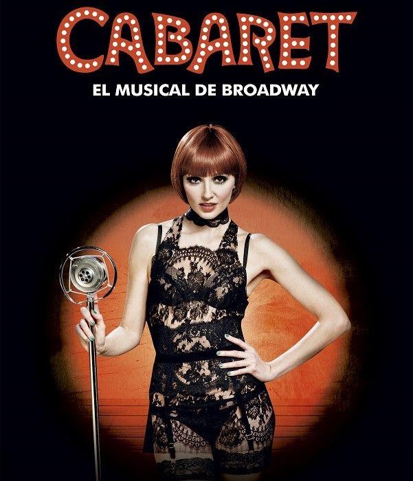 Cartel Cabaret Cristina