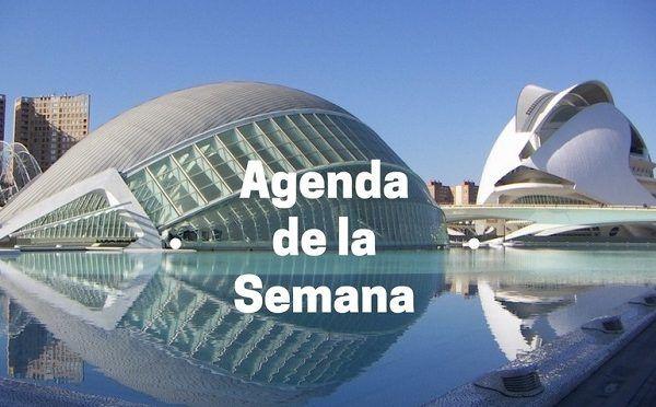 Agenda de Eventos de la Semana del 16 al 22 de Enero