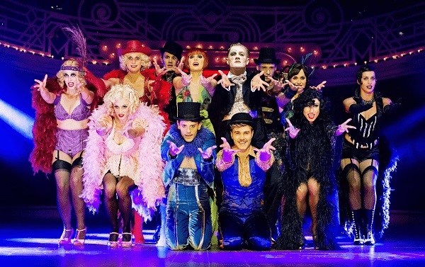 CABARET, el musical de Broadway llega a Valencia valencia