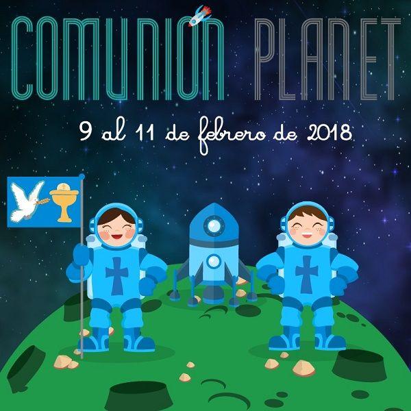 comunion planet tapineria