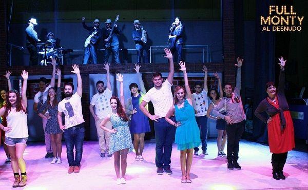 Full Monty, al desnudo, en el Teatro Talia