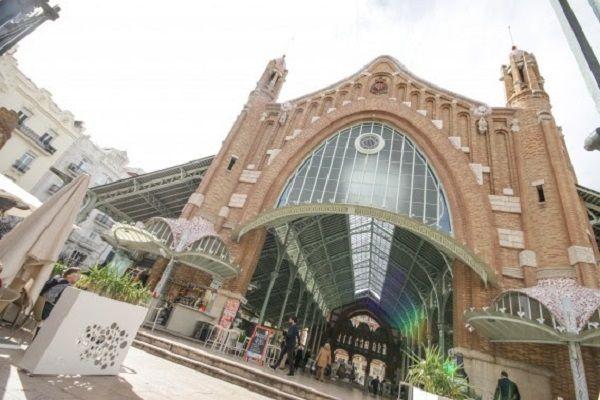 Exposición, Mercado de Colón