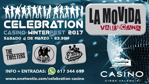 Casino Cirsa Valencia, Festival de Música