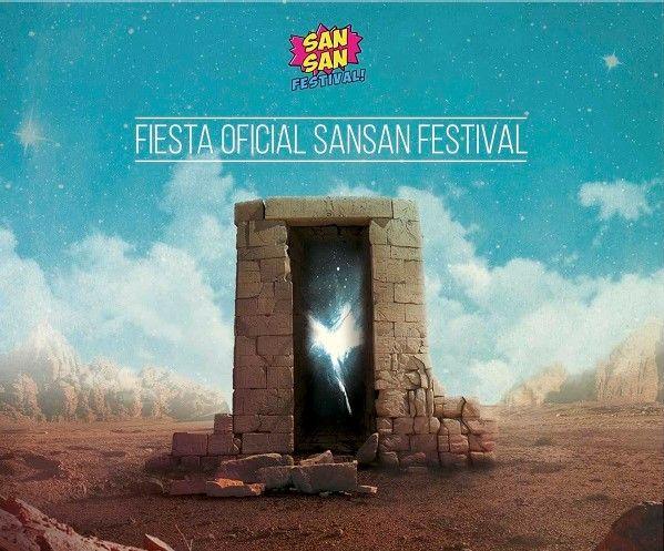fiesta la3 sansan festival