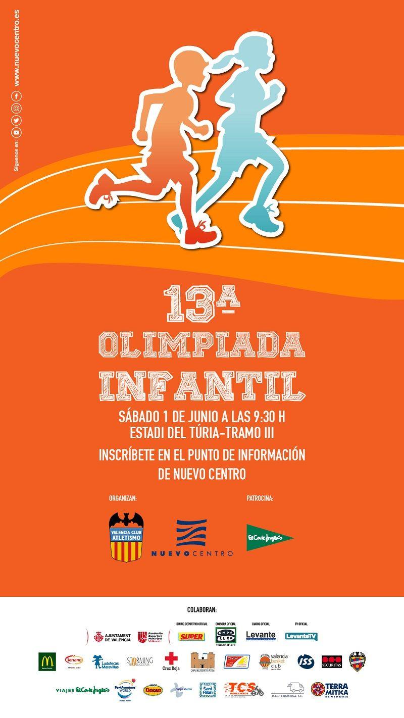 Atletismo, Nuevo Centro