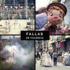 Programa de Fallas 2018: Actos y calendario