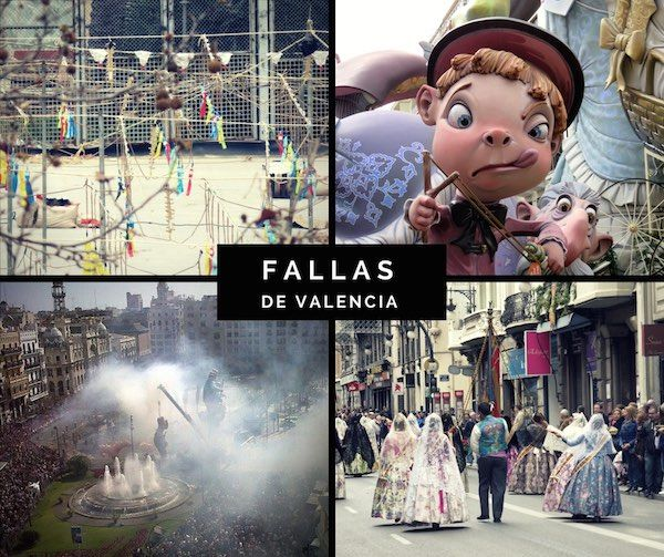 Programa Fallas de Valencia 2020