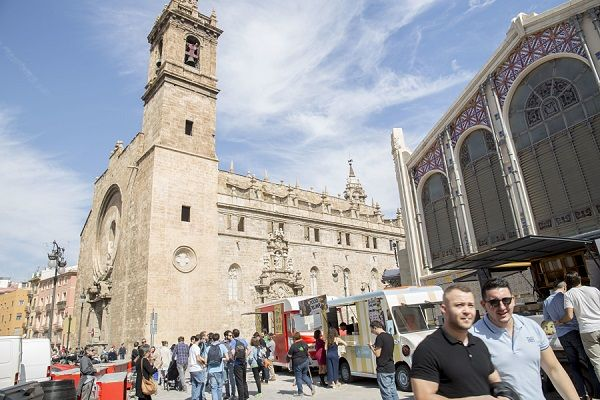 Food Truck Fallas Mercado Central