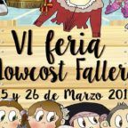 VI Feria Low-Cost de indumentaria fallera