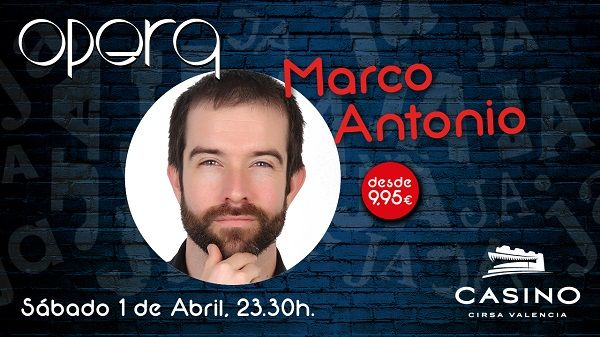 Marco Antonio Casino Cirsa Valencia