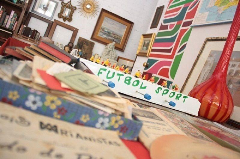 Antigüedades, Fabuloso, Mercado de Tapinería, Pop-up Store
