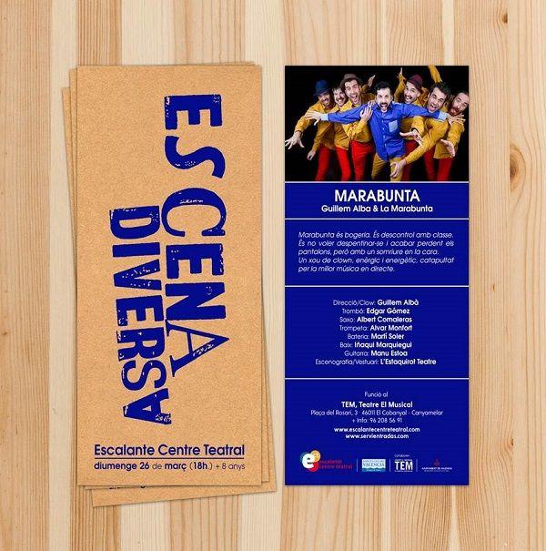 Obra teatro, Teatro El Musical, Teatro Escalante