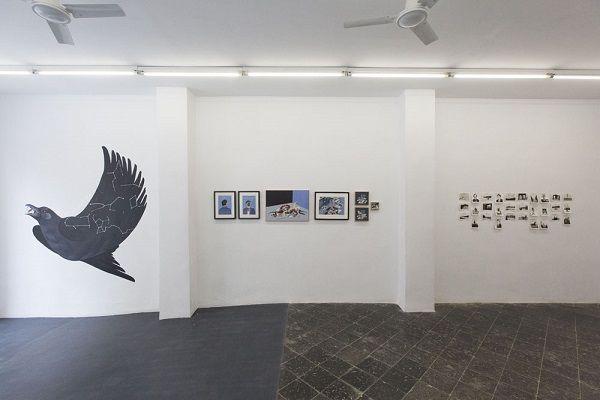 Exposición de Mercedes Bellido valencia