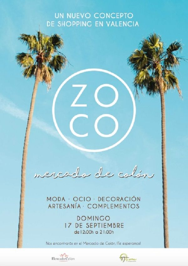 Shopping en el ZOCO del Mercado de Colón valencia