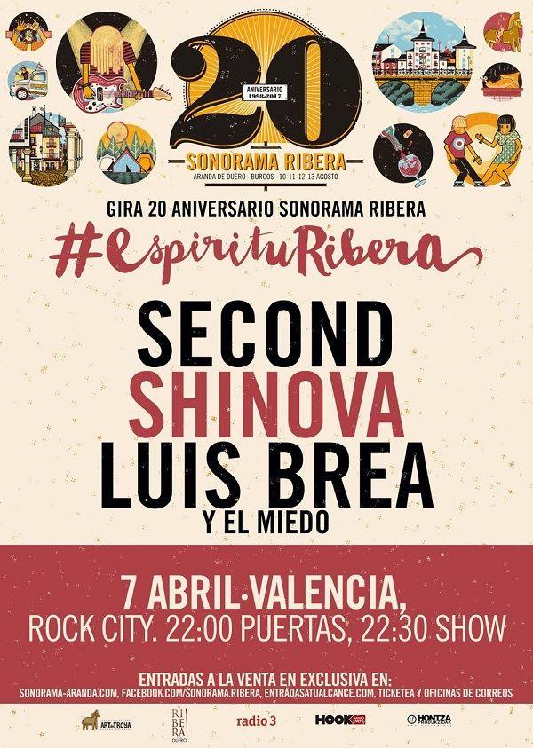 concierto shinova
