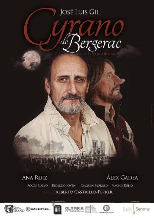Cartel CYRANO DE BERGERAC