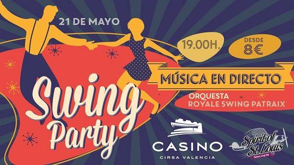 Fiesta Swing Casino Cirsa Valencia