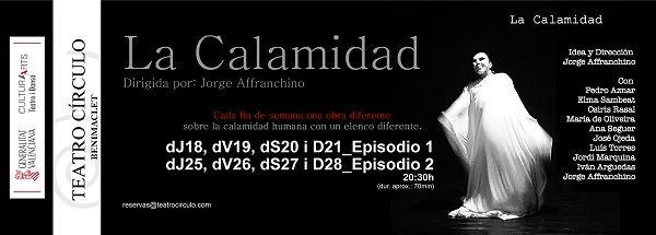 La Calamidad. dJ18 D28