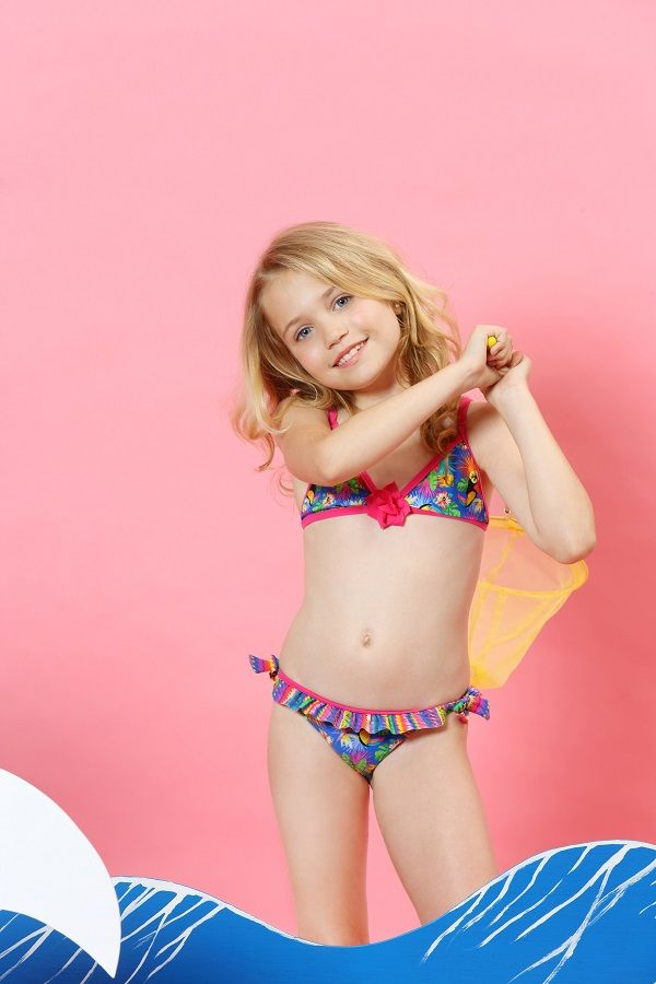 Dolores Cortés Kids, bañadores y bikinis para nuestros niños y niñas valencia