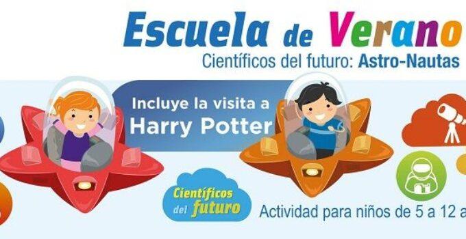 escuela verano  ciudad ciencias