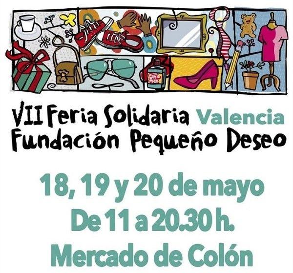 Acto solidario, Fundación Pequeño Deseo