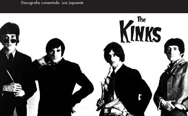 Presentación Atardecer en Waterloo, la historia definitiva de los Kinks