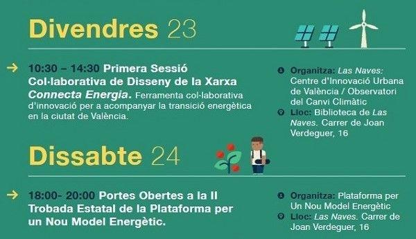 semana energia sostenible valencia 2