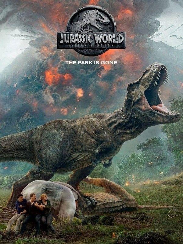 Jurassic World El reino
