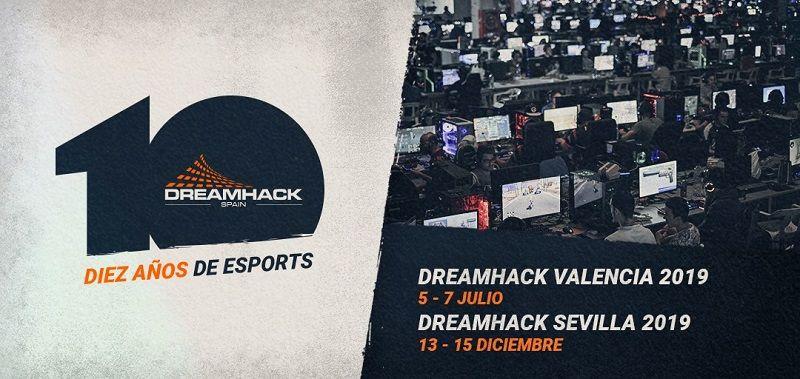 Dreamhack, Feria Valencia, Videojuegos