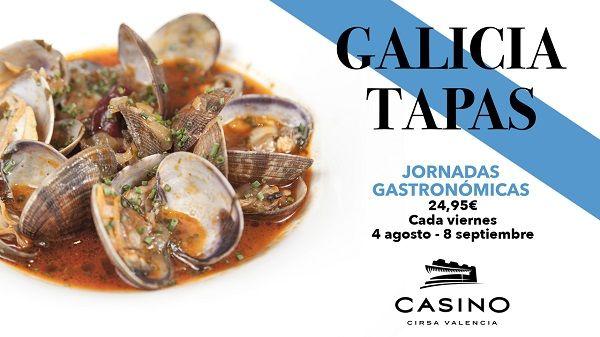 Casino Cirsa Valencia, Jornada Gastronómica