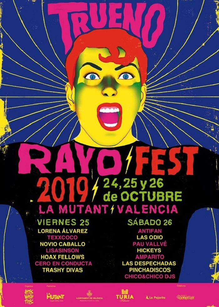 Nueva edición del Trueno Rayo Fest valencia
